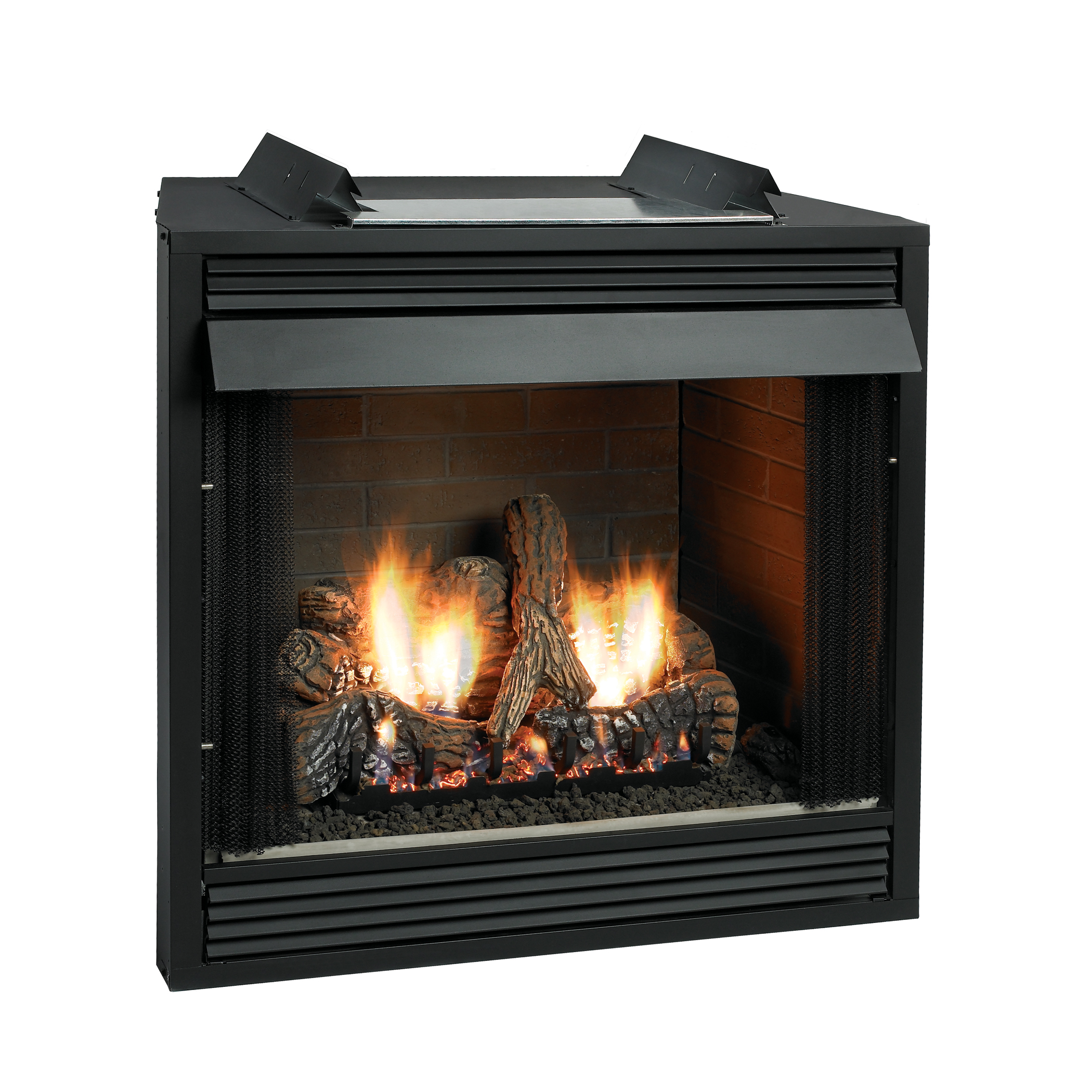 vent free gas fireplaces