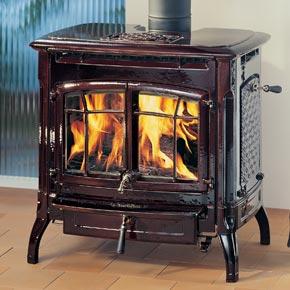 hearthstone soapstone cast iron bennington wood burning stove