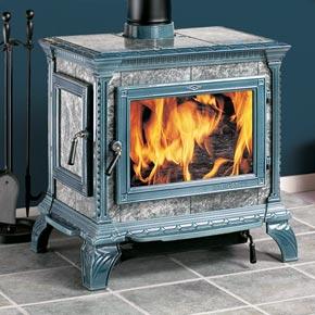 hearthstone soapstone heritage wood burning stove