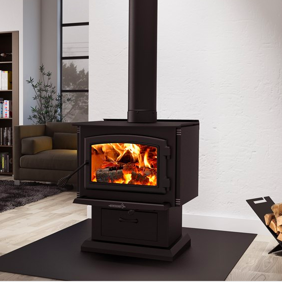Free-Standing Woodstoves
