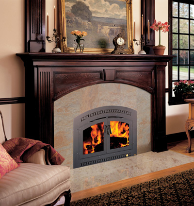 Fireplace Xtrordinair Models Elite 36, 44 - High-Efficiency-Hybrid Woodburning Fireplaces