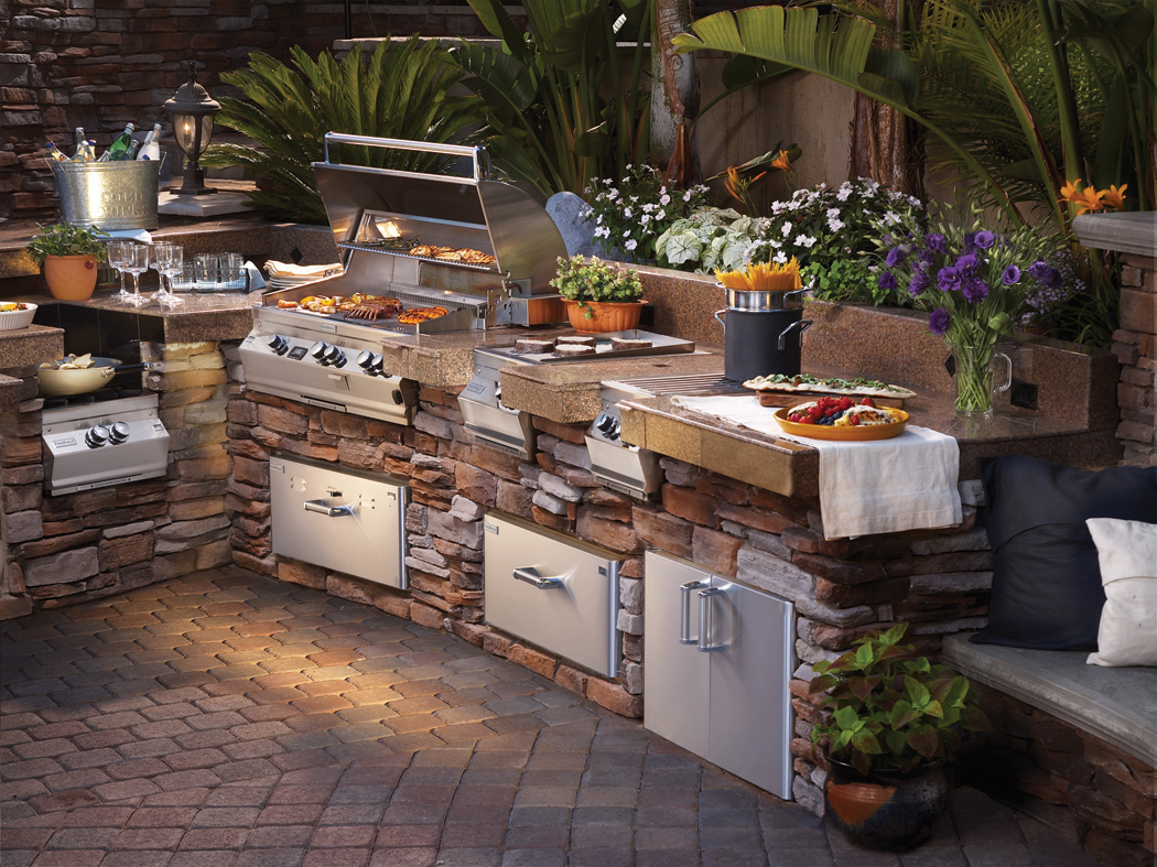 Stupendous Outdoor Kitchen Download Free Architecture Designs Scobabritishbridgeorg