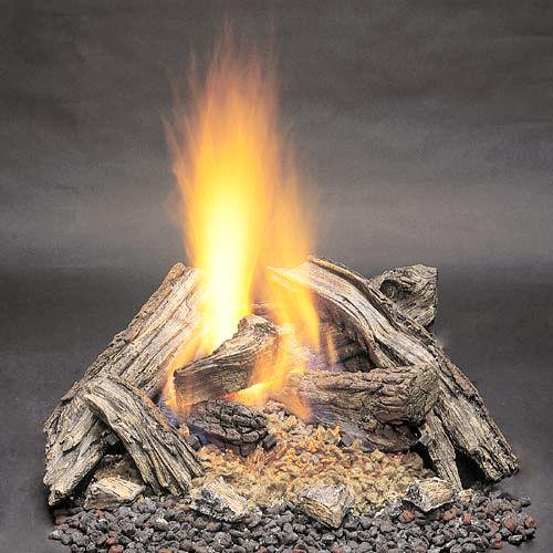 Vented Decorative Gas Logs