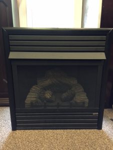 """24"""" DFX Vent Free LP Fireplace System"""
