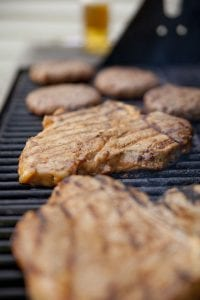 Is your mouth watering? There are reasons why many of us look forward to grilling out.