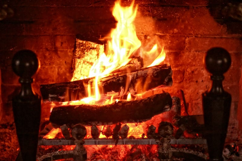 Get the most out of your wood-burning fireplace