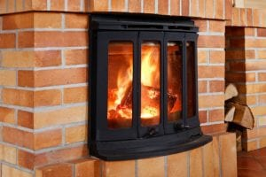 Get the modern look and benefits of a wood-burning stove today!