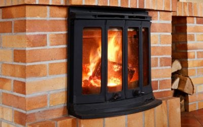The Benefits of a Modern Wood-Burning Fireplace Insert