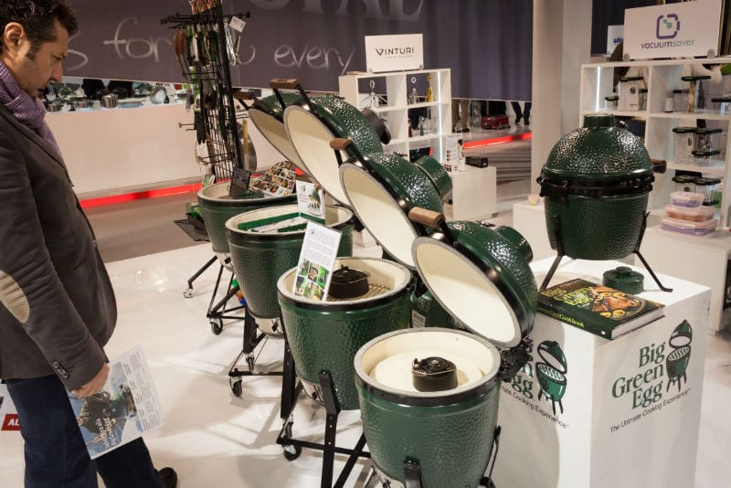 Discover the Ultimate Cooking Experience with the Big Green Egg!