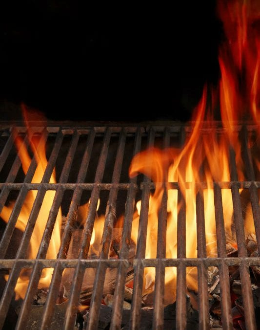Winter Grill Maintenance Tips