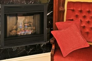 wood stove in home - Columbia SC - Bart Fireside