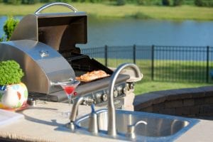 Preparing Your Ourdoor Grill for Spring - Columbia SC - Bart Fireside