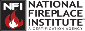 National Fireplace Institute (NFI) certified